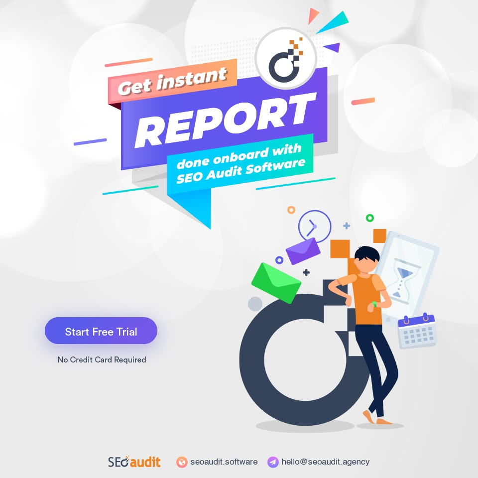 Free SEO Reporting Software