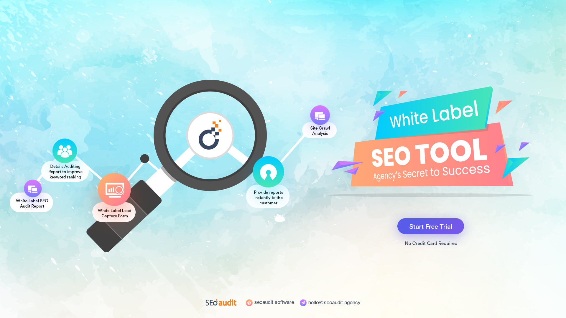 Best White Label SEO Audit Tool