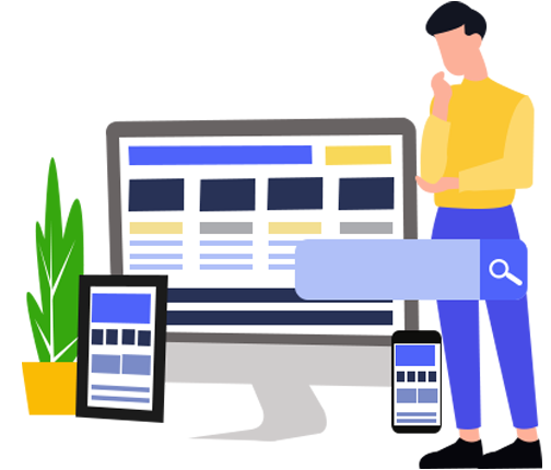 National SEO helps to get a responsive website